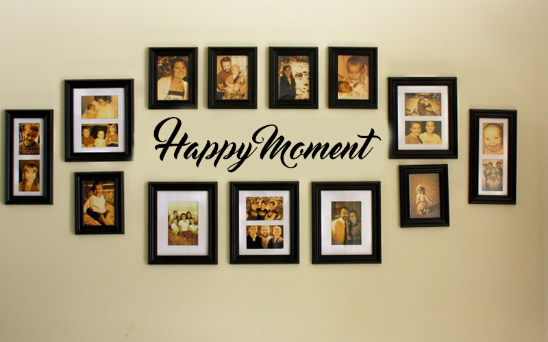 Collage Picture Frames