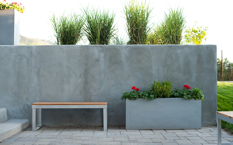 Design Concrete Retaining Walls